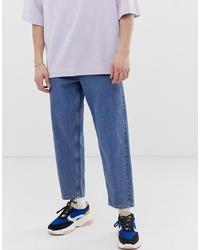 Мужские синие джинсы от ASOS WHITE