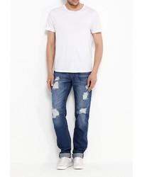 Мужские синие джинсы от Befree