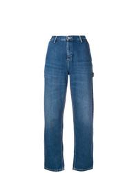 Женские синие джинсы от Carhartt Heritage