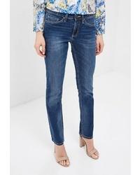 Женские синие джинсы от Conte elegant