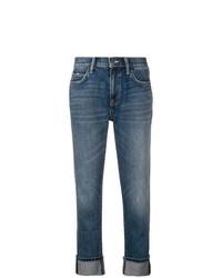 Женские синие джинсы от Current/Elliott