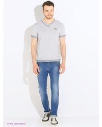 Мужские синие джинсы от Dasmann