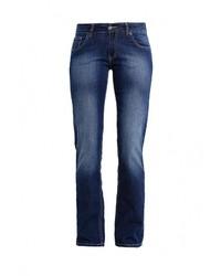Женские синие джинсы от F5