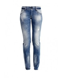 Женские синие джинсы от Gas