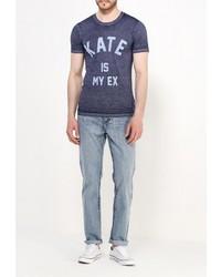 Мужские синие джинсы от Incity