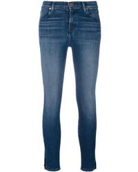 Женские синие джинсы от J Brand