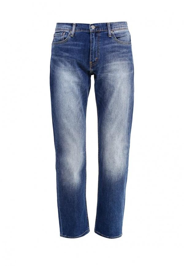 Мужские синие джинсы от Levi's