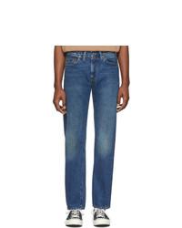 Мужские синие джинсы от Levis Vintage Clothing