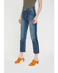 Женские синие джинсы от Lime