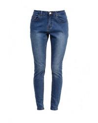 Женские синие джинсы от LOST INK