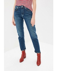 Женские синие джинсы от Pepe Jeans
