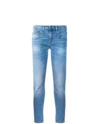 Женские синие джинсы от R13