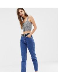 Женские синие джинсы от Reclaimed Vintage