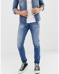 Мужские синие джинсы от Replay