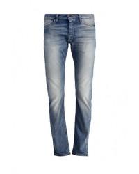 Мужские синие джинсы от s.Oliver Denim