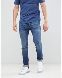 Мужские синие джинсы от Selected Homme