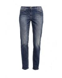 Женские синие джинсы от Taifun