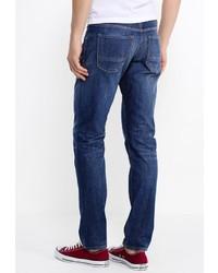 Мужские синие джинсы от Tommy Hilfiger