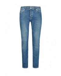 Мужские синие джинсы от Topman