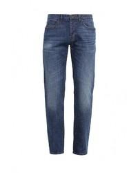 Мужские синие джинсы от United Colors of Benetton