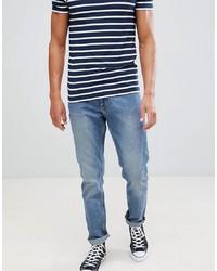 Мужские синие джинсы от Weekday