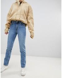 Женские синие джинсы от Weekday