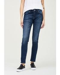 Женские синие джинсы от Whitney