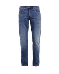 Мужские синие джинсы от Wrangler