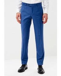 Мужские синие классические брюки от Laconi