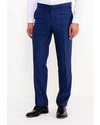 Мужские синие классические брюки от STENSER