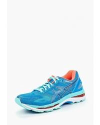Женские синие кроссовки от Asics