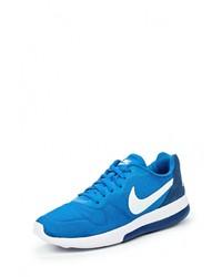 Женские синие кроссовки от Nike