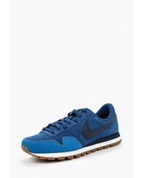 Мужские синие кроссовки от Nike