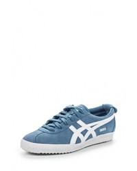 Женские синие кроссовки от Onitsuka Tiger