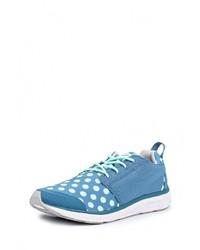 Женские синие кроссовки от Roxy