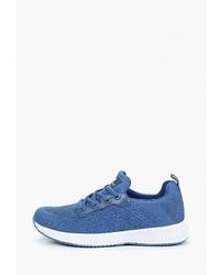 Женские синие кроссовки от TimeJump