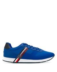 Мужские синие кроссовки от Tommy Hilfiger