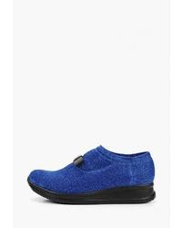 Женские синие кроссовки от Tuffoni