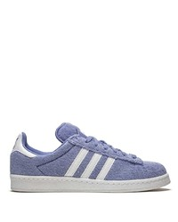 Мужские синие низкие кеды от adidas