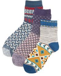 Женские синие носки от Free People