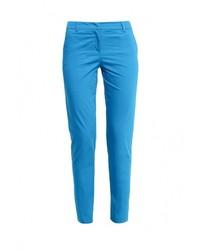 Женские синие узкие брюки от Zarina