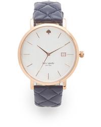 Женские синие часы от Kate Spade