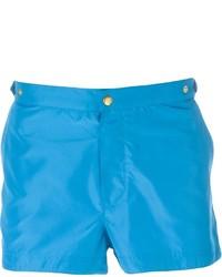 Синие шорты для плавания от Eleventy