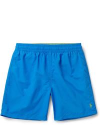 Синие шорты для плавания от Polo Ralph Lauren