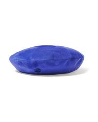 Синий берет от Maison Michel