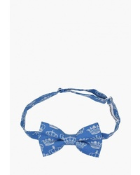Мужской синий галстук-бабочка от Rainbowtie