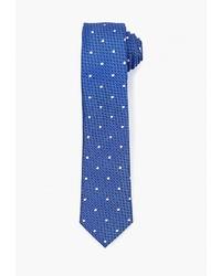 Мужской синий галстук в горошек от Burton Menswear London