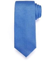 Мужской синий галстук в клетку от Chaps