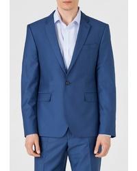 Мужской синий пиджак от btc
