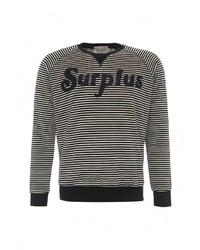 Мужской синий свитер с круглым вырезом от Gianni Lupo